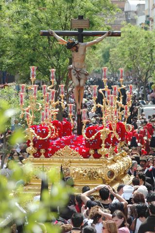 semana santa en sevilla espana. en Francia que en España,